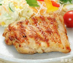 味の素)炭火若鶏きじ焼(塩)720g(6個)