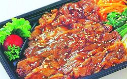 日東ベスト)韓国風網焼カルビ゙丼の素 120g