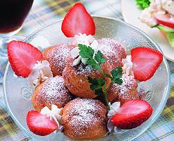 ケーオー産業)洋菓子職人の生シュークリーム 1kg(約68個入)