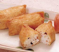ごはんの里)五目いなり寿司 40g×8個【旧商品 503243 からの切り替え】【3月より価格変更】