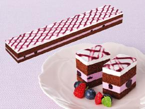 フレック)フリーカットケーキ ブルーベリー 475g【3月より価格変更】
