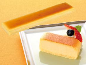 フレック)フリーカットケーキ ベークドチーズ 420g【旧商品 503357 からの切り替え】【3月より価格変更】