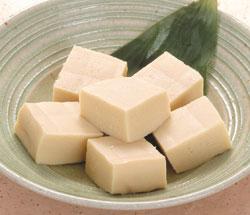 羽二重豆腐)味付こうや豆腐700g(6枚入)