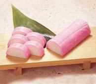 中冷)冷凍赤蒲鉾(ノースライス) 210g【5月より価格変更】