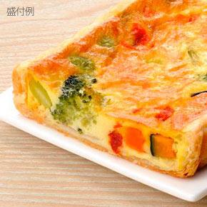 味の素)7種の野菜のキッシュ 1本300g【3月より価格変更】