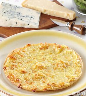 マルハニチロ)6種のチーズピザ 1枚150g(約19cm)