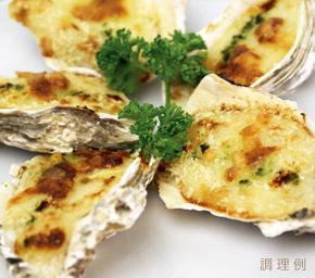 GFC)ミニ牡蠣グラタン 12個入