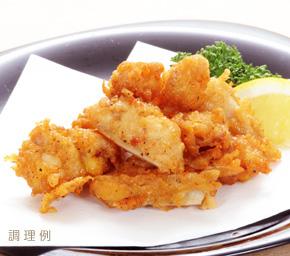 ニチレイ)W鶏軟骨唐揚げ(むね&ひざ) 500g【5月より価格変更】