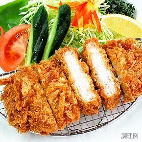 四国日清食品)高原三元豚のロースカツ120g×30個(ケース販売)