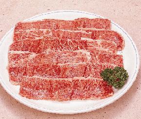 日本ピュアフード)スタミナ苑 牛カルビ 焼肉用 1kg