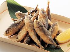 マルイ)愛媛産 豆アジの唐揚げ 1kg
