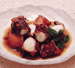北海道漁連)鮹やわらか煮 500g