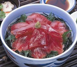マグロ漬け丼1人前約90g(タレ50g)
