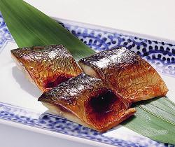 【商品番号 570794 に変更となりました】カネヒコ)鯖の塩焼き(骨無し) 約20g×20切入【販売終了】