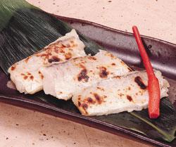 大市珍味)甘鯛西京焼(焼済)約20g×10切入