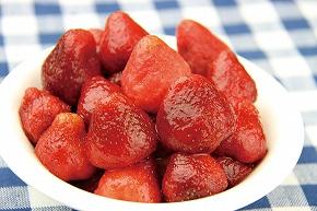 神栄)イチゴ 500g