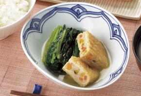 味の素)豆腐入りやわらか肉詰めいなり700g【3月より価格変更】