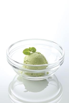 ヤヨイ)SF溶けないアイス風デザート(抹茶)350g(10個入)