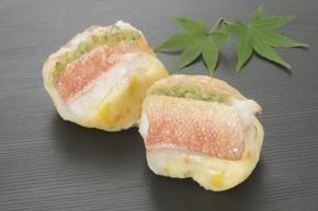 山福)花赤魚重ね蒸し30gx8個