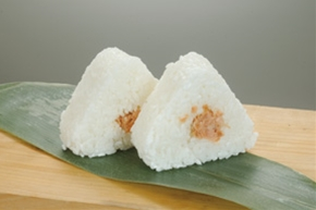 ポストごはんの里) おにぎり(鮭入) 90g×5個入【3月より価格変更】