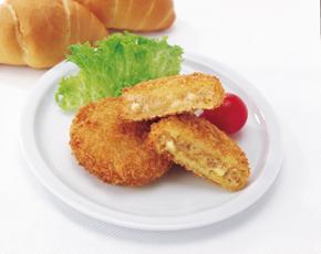【販売終了】味の素)北海道産鮭とチーズのソフトカツ 約40g×20個