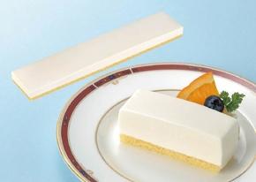 フレック)フリーカットケーキ レアーチーズ 430g【3月より価格変更】