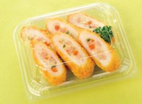 味の素)北海道4種のベジサラロールフライ 12個