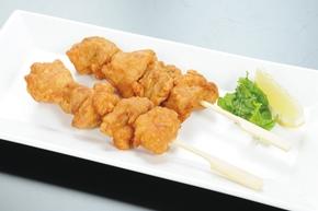 ジャパンフード)鶏唐揚げ棒 420g(約70g×6本)【旧商品 530751 からの切り替え】
