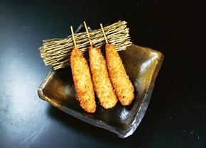 八幡フーズ)いわし梅しそ串 約32g×30本