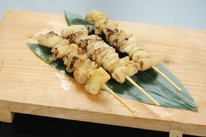 ジャパンフード)素焼きかわ串 約35g×40本