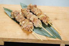 ジャパンフード)素焼き鶏ハラミ串 約30g×40本