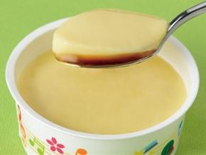 味冷)プリン(豆乳クリーム入)1600g【季節限定:9-2月】(●ケース)【3月より価格変更】