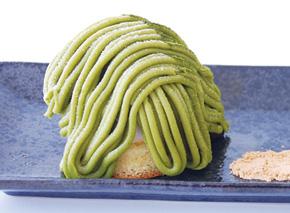 五洋食品)八女抹茶モンブラン 260g(4個)【季節限定2月-5月】