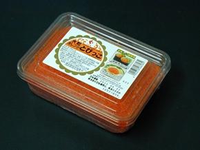 かね徳)大粒オレンジとびっこ 500g