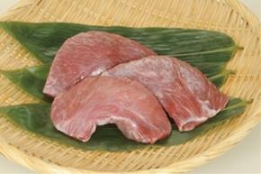 マリンフーズ)バチ鮪ほほ肉1kg