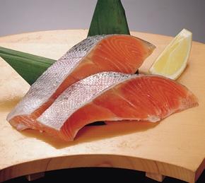 オリジナル)銀鮭切身 約80g×5切