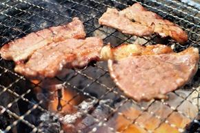 牛ロース焼肉(米国産) 500g