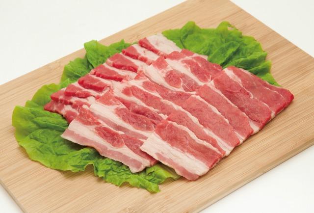 牛バラ焼肉(米国産) 500g
