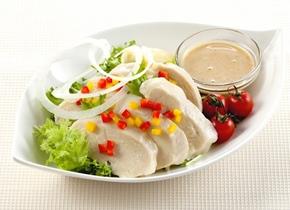 日本ハム)サラダチキン(スライス) 1kg(6枚入)