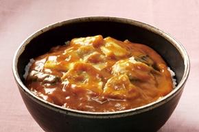 ヤヨイサンフーズ)どんぶり屋カレー南蛮丼の具 160g