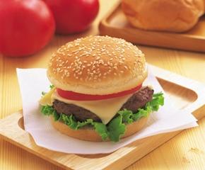 岩谷産業)バーガー用パン 55g×6個入り