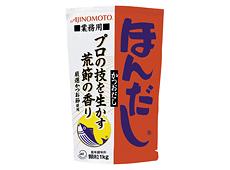 味の素)ほんだしかつおだし(袋) 1kg【旧商品 630077 からの切り替え】