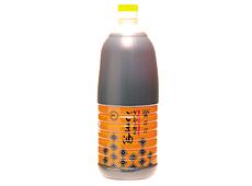 かどや製油)銀印純正ごま油(濃口)  1650g