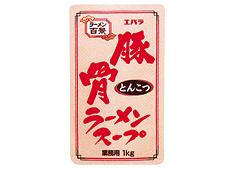 エバラ)ラーメン百景 豚骨ラーメンスープ  1kg