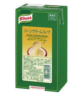 味の素)クノールコーンクリームスープ 1L【12月より価格変更】