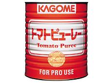 カゴメ)トマトピューレ-1号缶