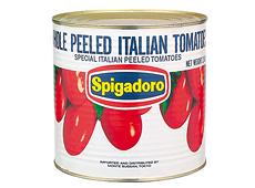 モンテ)スピガドーロ トマトホール 1号缶