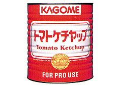 カゴメ)トマトケチャップ標準1号缶