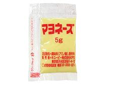 QP)業務用マヨネーズ(小パック) 5g×100個