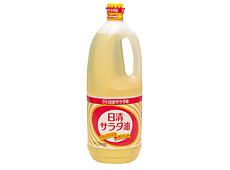 日清オイリオ)サラダ油(ポリ) 1500g